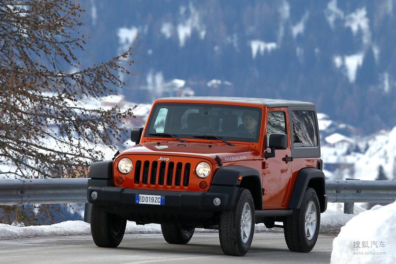 Jeep吉普图片 搜狐汽车网 -Jeep吉普牧马人两门版高清图片