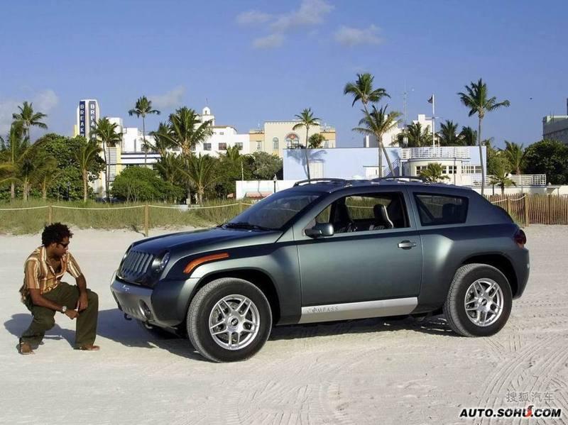 指南者 官方g119363图片 jeep吉普 搜狐 汽车高清图片