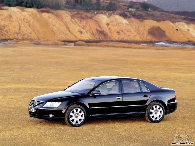 大众进口大众辉腾2002 大众辉腾W12
