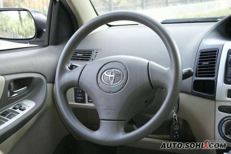 丰田一汽丰田威驰2006款丰田威驰vvt-i