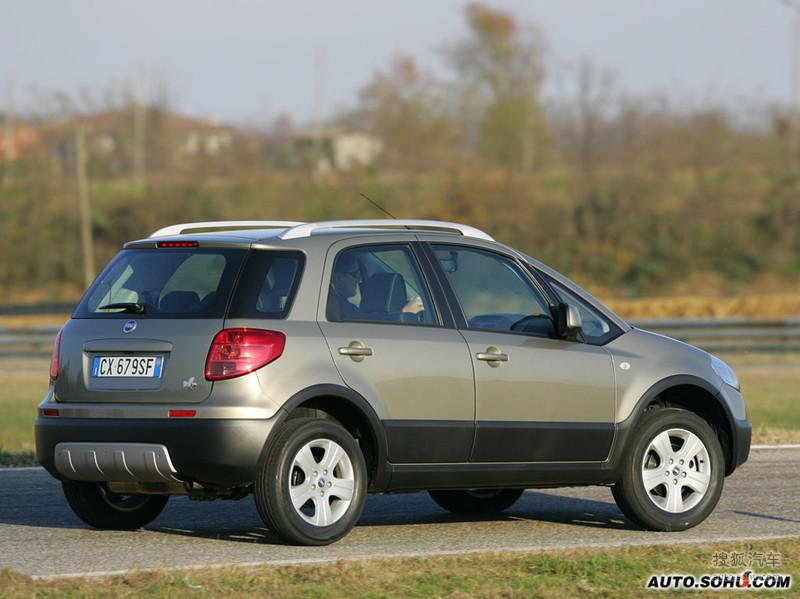 菲亚特菲亚特汽车sedici2008款菲亚特sedici