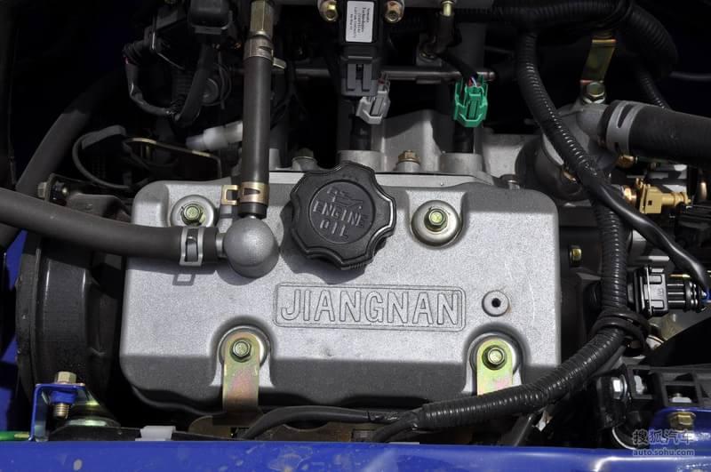 众泰 众泰汽车 江南tt 2010款众泰江南tt 0.8l手动标准型高清图片