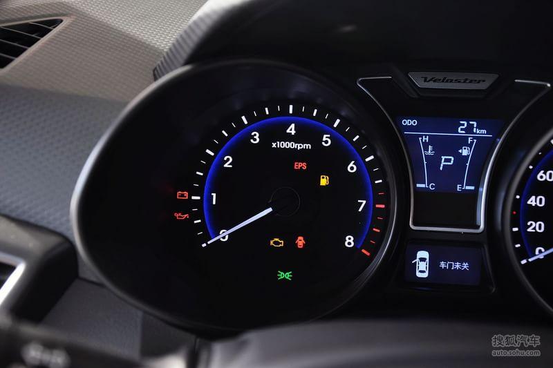 现代进口现代飞思veloster2013款现代飞思veloster 1.6t豪华版高清图片