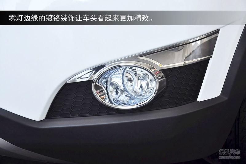 【雪佛兰科帕奇 2014款2.4l