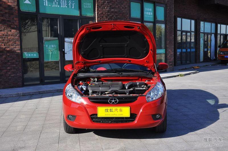 2012款江淮同悦RS 1.3L手动豪华型高清图片