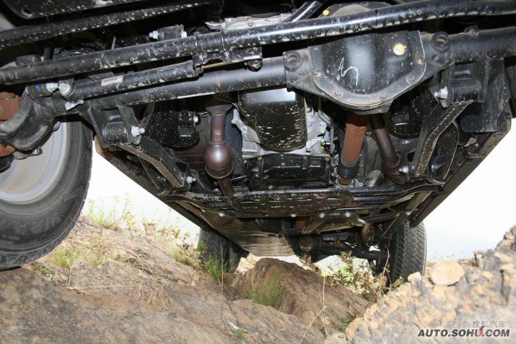 牧马人四门版底盘/动力高清图片g235747】_Jeep高清图片 ...