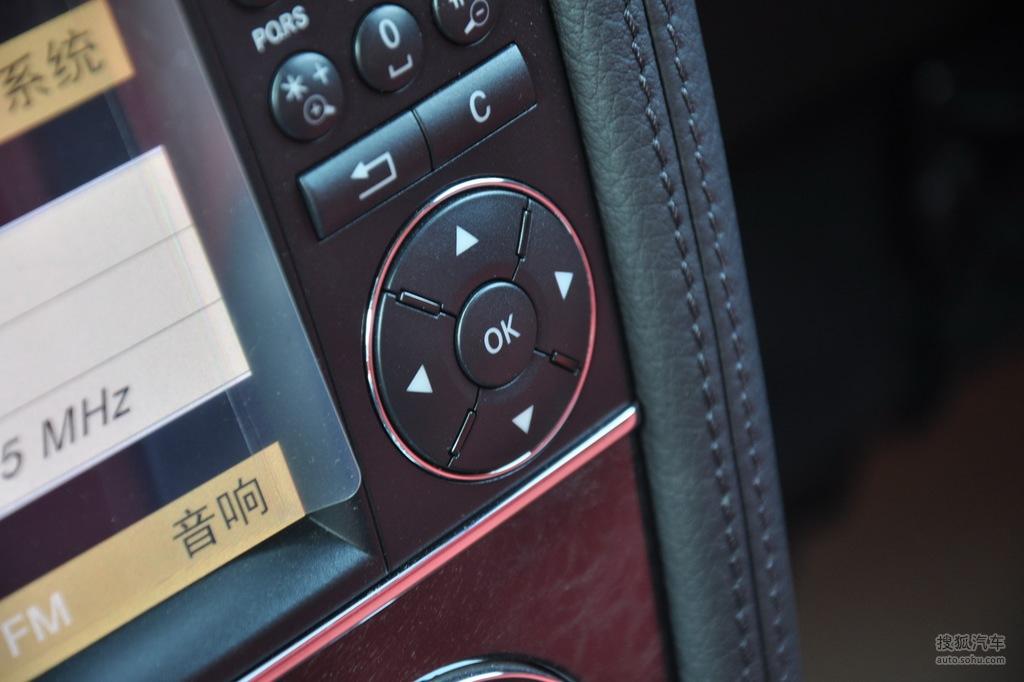 奔驰G级AMG2009款G55 AMG内饰m551955高清图片 图库高清图片