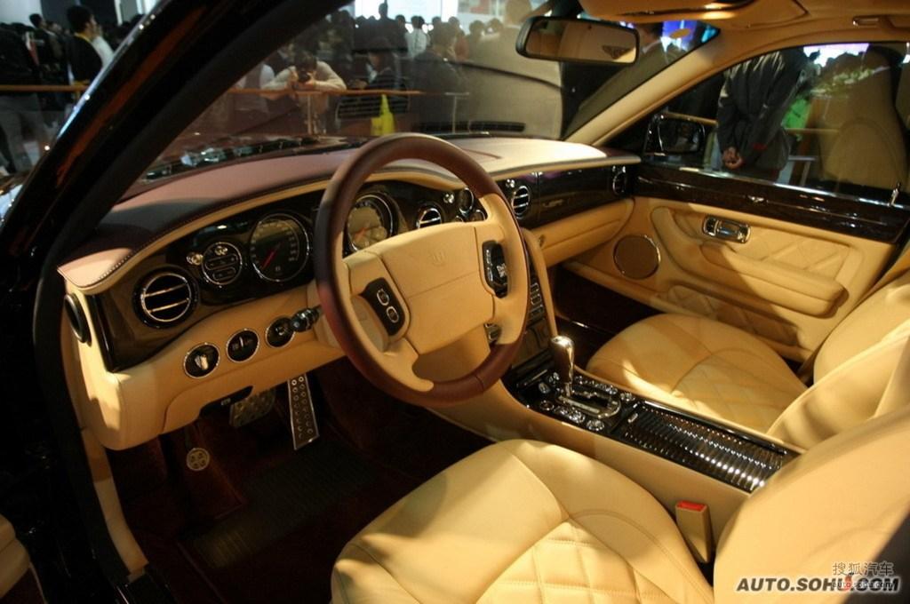 A And M Auto >> 【宾利雅致内饰高清图片t363271】_宾利高清图片_搜狐汽车网