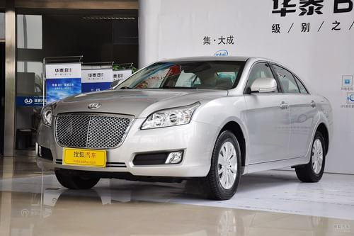 2011款华泰B11 1.8T手动尊贵型