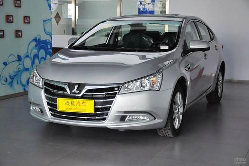 2013款纳智捷5 Sedan 1.8T自动尊贵型