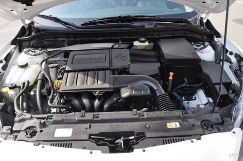2013款马自达星骋两厢1.6L自动新精英型