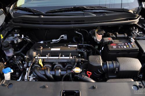 2012款起亚K2两厢1.6L Premium AT版