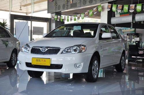 2011款一汽丰田花冠EX 1.6AT经典版