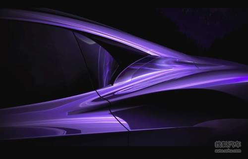 另悉,英菲尼迪电动概念跑车将会基于日产leaf平台打造而出,高清图片