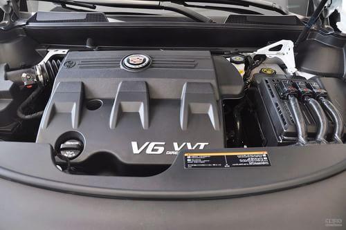 2013款凯迪拉克SRX 3.6L旗舰版