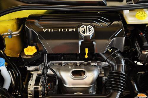 2011款MG3 1.5L手动精英版