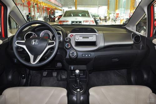 2011款本田飞度1.3L手动舒适版到店实拍