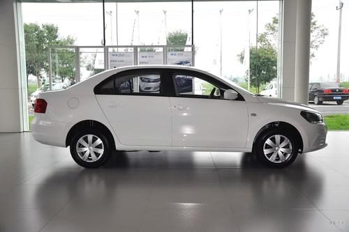 2013款大众捷达1.4L手动时尚型