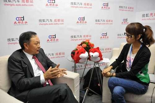 搜狐汽车专访东风雪铁龙总经理 魏文清