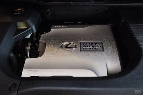 2012款雷克萨斯RX450h