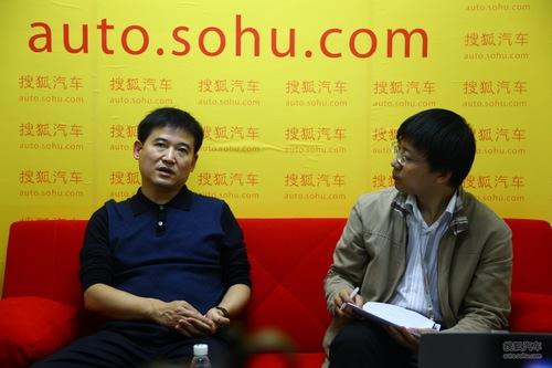 [2010广州车展]访昌河汽车品牌总监、销售副总陈平