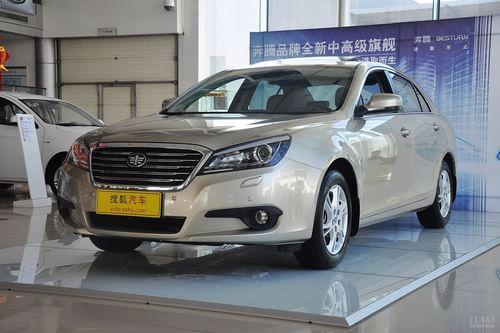 2012款奔腾B90 2.3L自动旗舰型