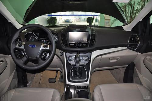 2013款福特翼虎2.0GTDi尊贵型