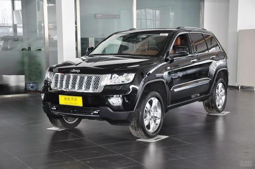 2013款Jeep大切诺基3.6L旗舰尊崇版