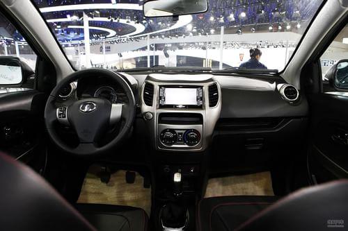 长城哈弗M4 2012北京车展实拍