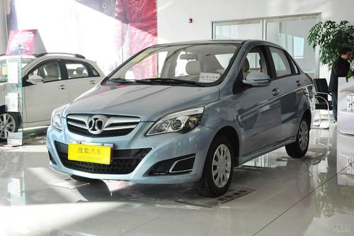 2013款北京汽车E系列三厢1.3L手动乐活型