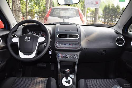 2013款MG3 1.3L自动舒适版