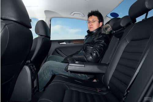 中国汽车画报试驾新速腾