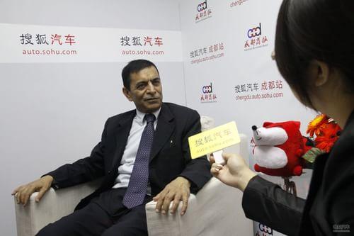 搜狐独家专访伦敦亚洲汽车情报机构董事总经理 阿什温·科泰