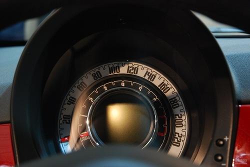 菲亚特 500 实拍 其它 图片