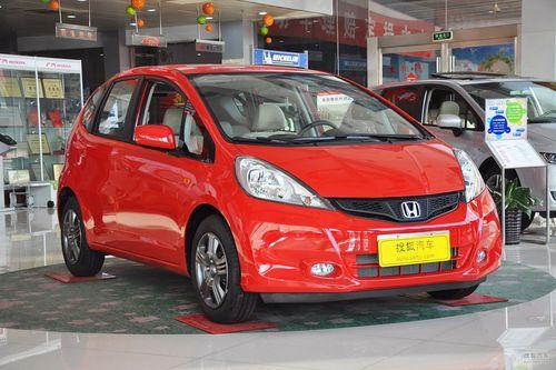 2011款本田飞度 1.3L自动舒适版