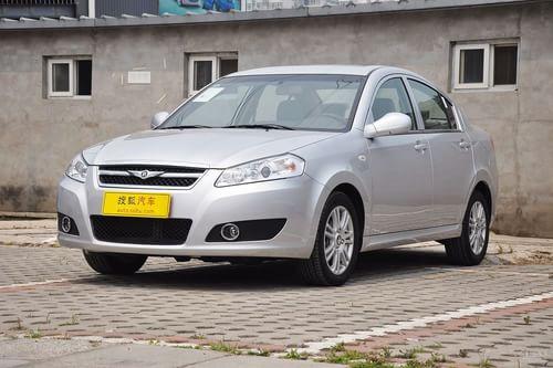 2012款瑞麒G3 1.6L CVT豪华型