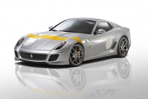 法拉利 458 实拍 改装 图片