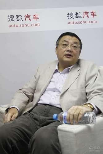 搜狐专访亚新科工业技术有限公司副总裁 倪威