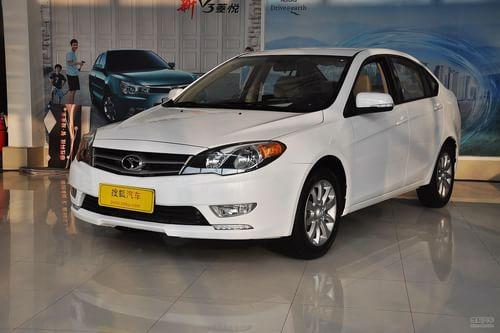 2013款东南V5菱致1.5L CVT舒适型到店实拍