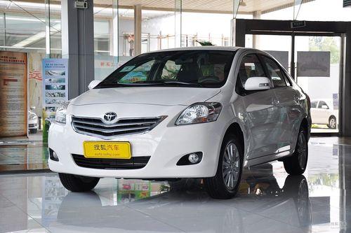2011款丰田威驰1.6L GL-i手动版到店实拍