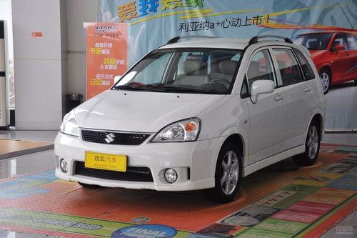 2011款昌河铃木利亚纳a+ 1.4L手动豪华I型