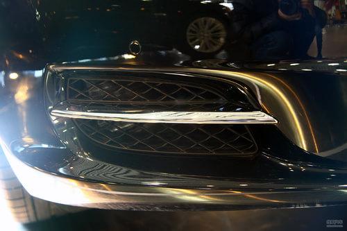 捷豹 XJ 实拍 外观 图片