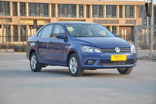 2013款一汽大众全新捷达1.6L自动型
