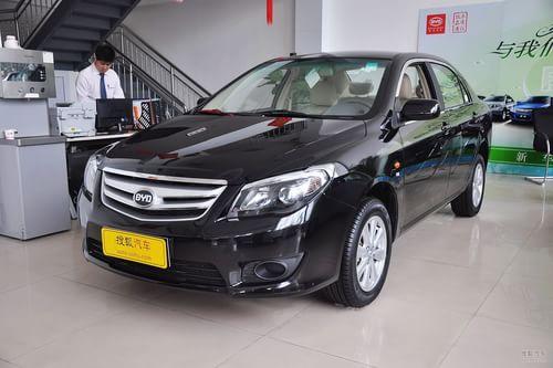 2012款比亚迪L3 1.5L手动尊贵型
