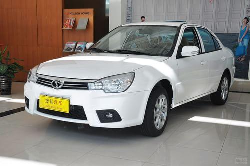 2012款东南V3菱悦1.5L手动亲民豪华版