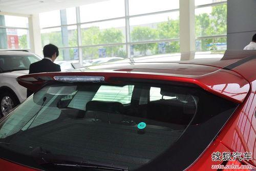 福特 福克斯两厢 高清图片