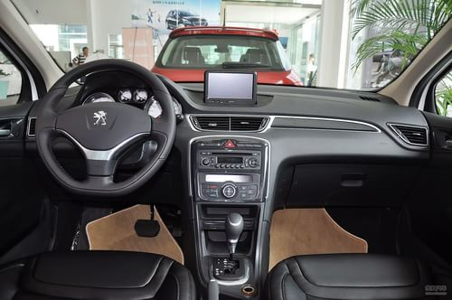 2013款标致308 1.6L自动风尚型陈坤出色版