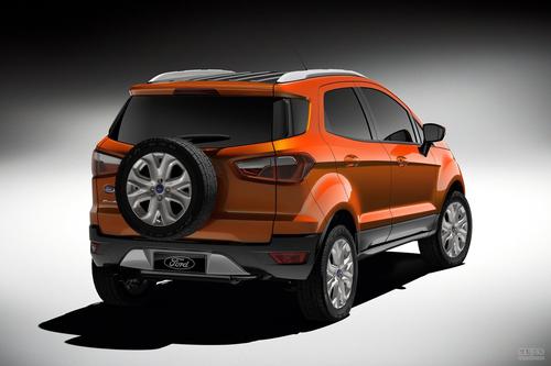 2013款福特EcoSport