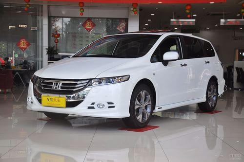 2013款广汽本田奥德赛2.4L运动版