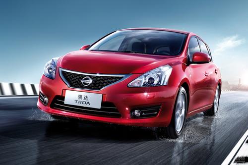 2011款东风日产新一代骐达GTS